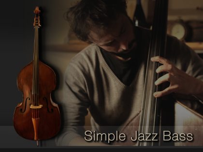 Simple Jazz Bass